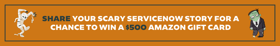 Share your ServiceNow story contest